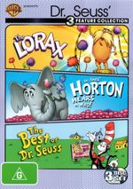 Dr. Seuss' 3 Feature Collection (The Lorax (1972) / Horton Hears a Who! (1970) / The Best of Dr. Seuss)