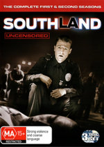 Southland: Seasons 1 - 2 (Uncensored)