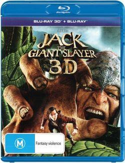 Jack the Giant Slayer (3D Blu-ray/Blu-ray/UV)