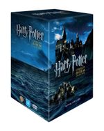Harry Potter: Complete 8-Film Collection (Box Set)