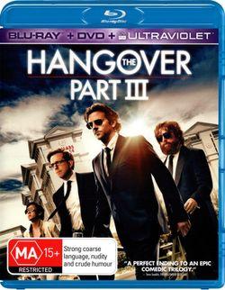 The Hangover Part III (Blu-ray/DVD/UV)