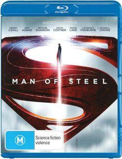 Man of Steel (2013) (Blu-ray/DVD/UV)