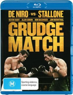 Grudge Match (Blu-ray/DVD/UV)