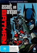 Batman: Assault on Arkham (DC Universe Original Movie)