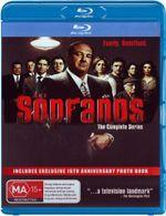 The Sopranos: The Complete Series (28 Discs)