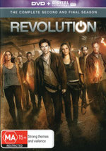 Revolution: Season 2 (Final Season) (DVD/UV)
