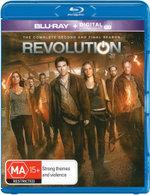Revolution: Season 2 (Final Season) (Blu-ray/UV)