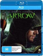 Arrow: Seasons 1 - 2