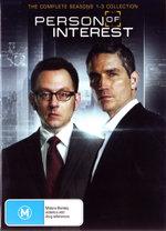 Person of Interest: Seasons 1 - 3