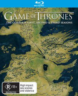 Game of Thrones: Seasons 1 - 3
