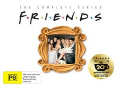 Friends: The Complete Series (20th Anniversary Box Set)