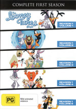 The Looney Tunes Show: Season 1 - Volumes 1 - 5