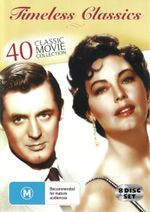 Timeless Classics: 40 Classic Movie Collection