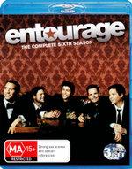 Entourage: Season 6 (3 Discs)
