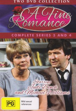 A Fine Romance: Series 3 and 4 (Two DVD Collection)