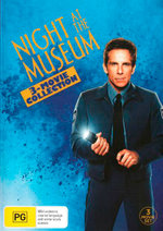Night at the Museum: 3-Movie Collection (Night at the Museum/Night at the Museum: Battle of the Smithsonian/Night at the Museum: Secret of the Tomb)