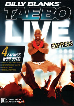 Billy Blanks: Tae Bo Express Live