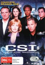 CSI: Crime Scene Investigation - Season 1