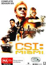 CSI: Miami - Season 6