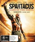Spartacus: Gods of the Arena (Uncut)