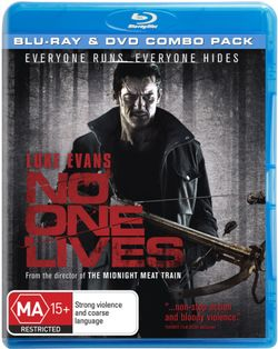 No One Lives (Blu-ray/DVD)