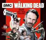 Walking Dead(R) Amc Daily Trivia Challenge 2020 Day-to-Day Calendar