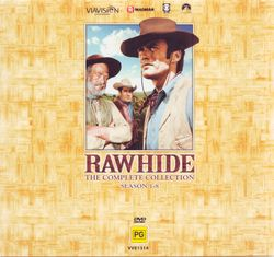 Rawhide: The Complete Collection (Seasons 1 - 8)