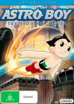 Astro Boy (2003): The Complete Series (Limited Edition)