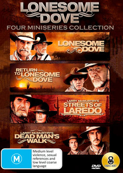 Lonesome Dove: Four Miniseries Collection (Lonesome Dove / Return to Lonesome Dove / Streets of Laredo / Dead Man's Walk)