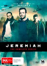 Jeremiah: The Complete Series (Seasons 1 - 2)