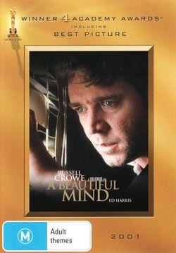 A Beautiful Mind (2 Disc Academy Awards)