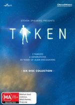 Taken (2002) (6 Discs)