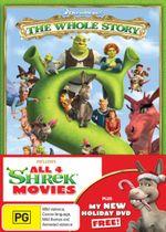 Shrek: The Whole Story (Shrek 1-4) (inc Shrek Forever After / Donkey's Christmas Shrektacular)