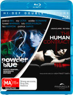 Powder Blue / The Human Contract (Blu-ray Double Thriller)