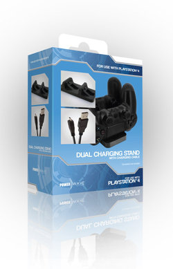 Powerwave PS4 Dual Charging Stand