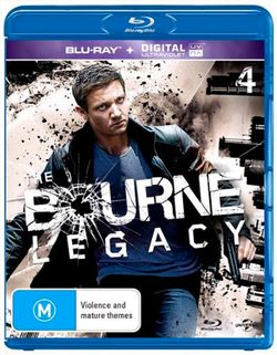 The Bourne Legacy (Blu-ray/UV)