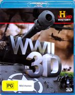 WWII in 3D (History HD)