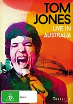Tom Jones Live In Australia