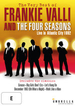 Very Best Of Frankie Valli & The Four Seasons: Liv
