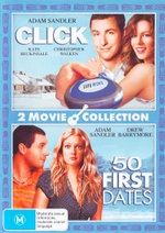 Click / 50 First Dates (2 Movie Collection)