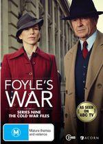 Foyle's War: Series 9 - The Cold War Files