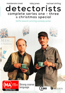 Detectorists: Series 1 - 3 & Christmas Special