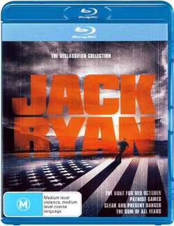Jack Ryan: The Declassified Collection (The Hunt for Red October / Patriot Games / Clear and Present Danger / The Sum of All Fears)