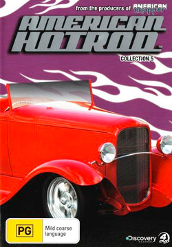 American Hot Rod: Collection 5 (Discovery Channel)