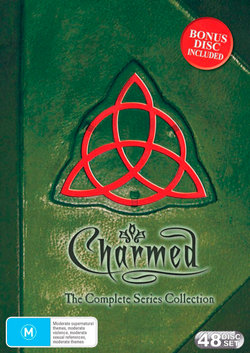 Charmed (1998): The Complete Series Collection (Seasons 1 - 8 + Bonus Disc)