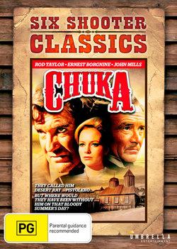 Chuka (Six Shooter Classics)