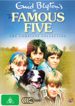 Famous Five: The Complete Collection