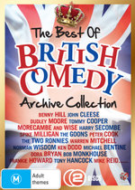 The Best of British Comedy - Archive Collection
