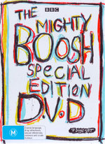 The Mighty Boosh: Special Edition DVD (Series 1 - 3)