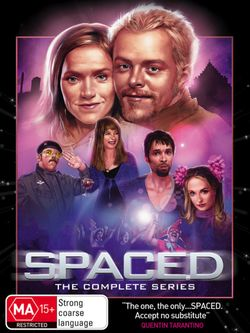 Spaced: The Complete Series 1 and 2